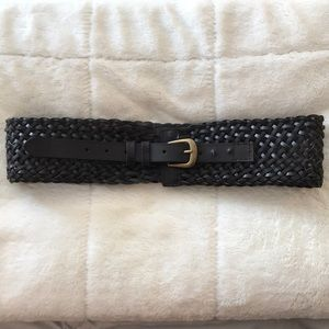 Accessories - 🎀2/$20 Corset Style Wide Faux Leather Belt
